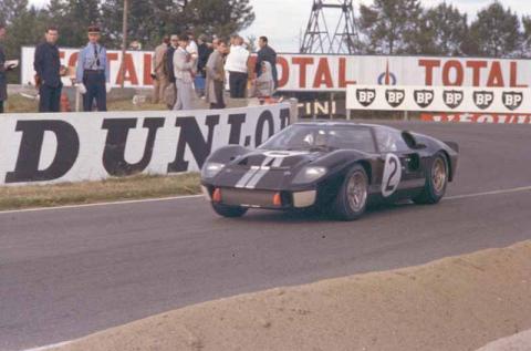 Coches de Le Mans matriculados