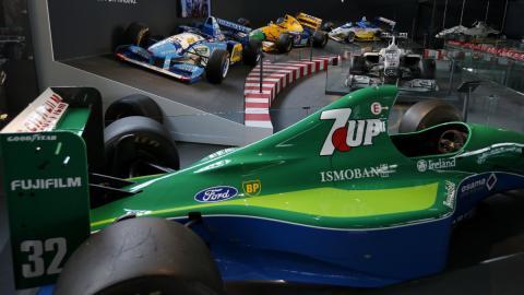 Colección Privada Michael Schumacher