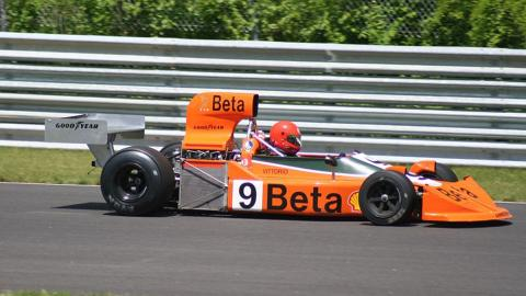 GP Austria 1975: Vittorio Bambrilla, la victoria más accidentada y cómica
