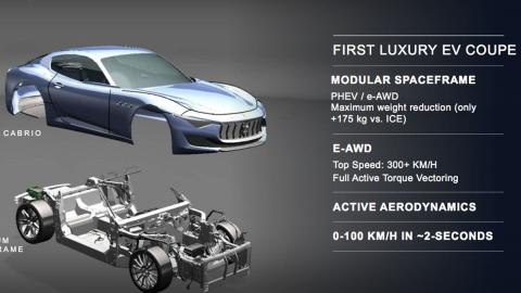 Maserati Alfieri ficha
