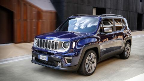 Prueba Jeep Renegade 2019