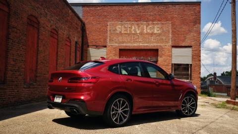 Es el nuevo BMW X4 de 2018