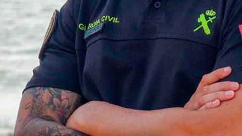Tatuajes Guardia Civil