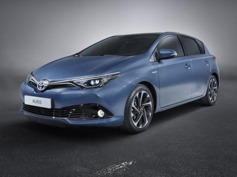 Toyota Auris híbrido km 0