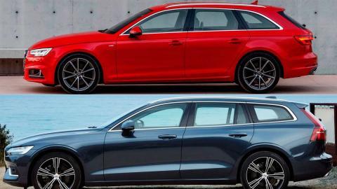 coches familiares lujo premium familiar station wagon