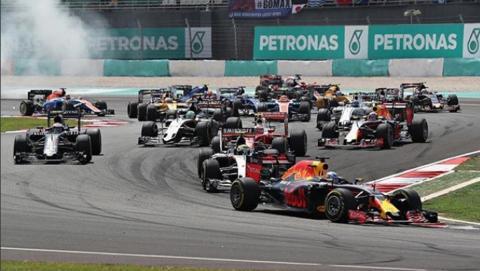 El ABC de la F1 :vídeo de Red Bull de la F1