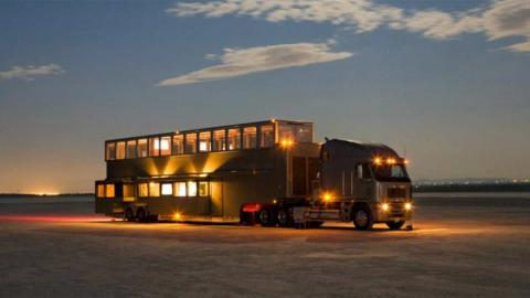caravanas lujo camion mansion superlujo caras