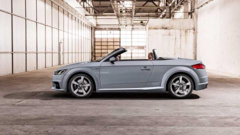 Audi TT '20 years'