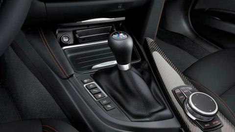 BMW M4 cambio
