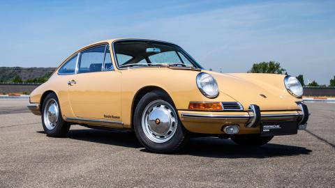 Los cambios más importantes entre generaciones del Porsche 911
