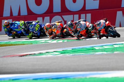 La carrera de MotoGP en Assen, ¿la mejor de la historia?