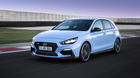 Consulta el precio del Hyundai i30N