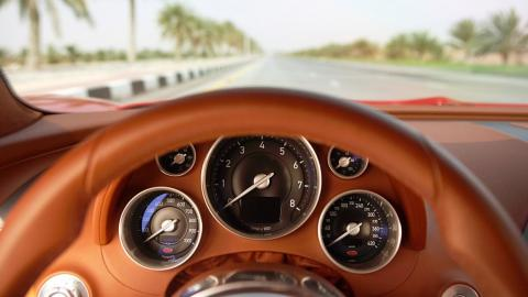 Cuadro Bugatti Veyron