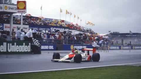 Datos GP Gran Bretaña F1 y su circuito, Silverstone