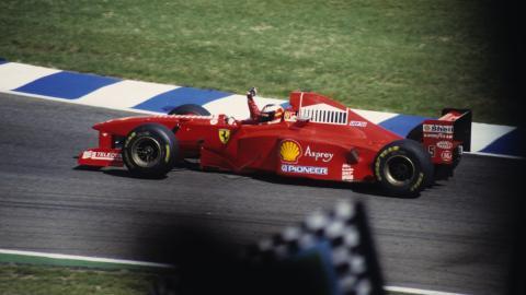 Los datos más importantes delGPde Alemania de F1