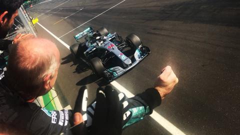Hamilton gana GP Hungría F1 2018