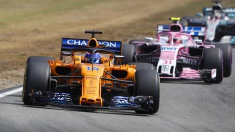 Horarios GP Hungría F1 2018