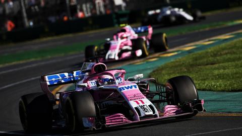 Lawrence Stroll habría comprado Force India