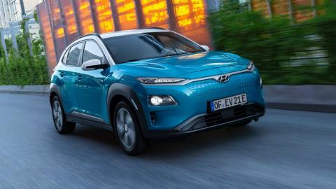 Precio Hyundai Kona eléctrico