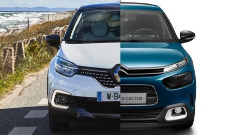 Renault Captur o Citroën C4 Cactus