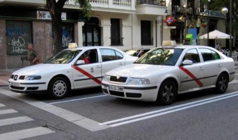 Todo lo que tienes que saber sobre la huelga de taxis