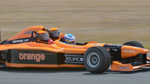 Se venden un par de F1 Arrows AX3