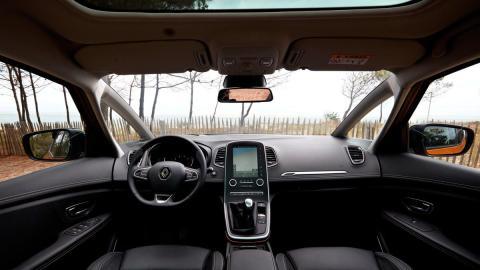 Interior Renault Scénic