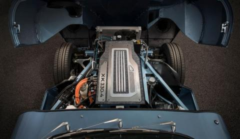 Jaguar E-Type Concept Zero