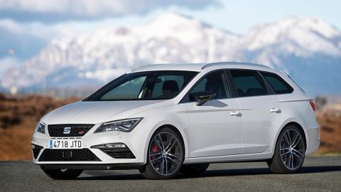 Nuevo Seat León ST Cupra