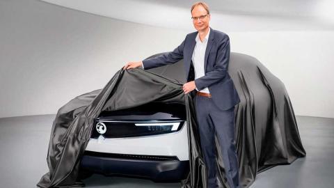 Opel GT C Experimental Concept
