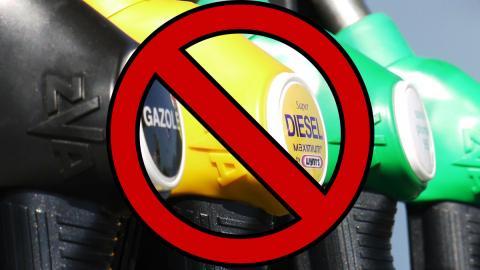 ¿Qué ciudades españolas prohibirán el diésel?