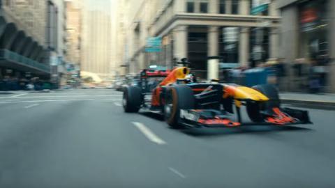 Ricciardo & Red Bull Road Trip USA