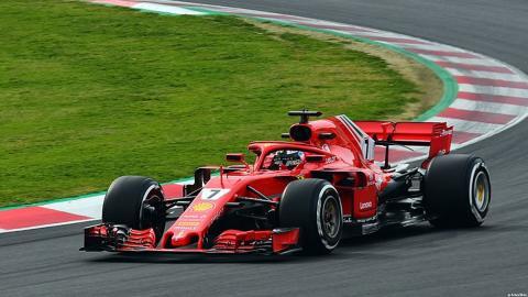 Las bolsas de hielos de Ferrari, prohibidas