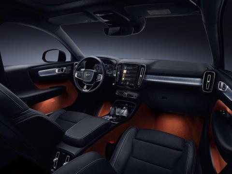 Lexus UX o Volvo XC40