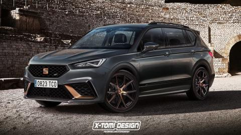 Cupra Tarraco X-Tomi Design
