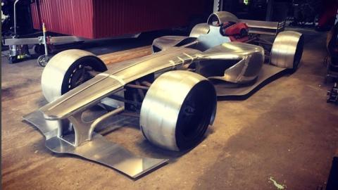 F1 de calle