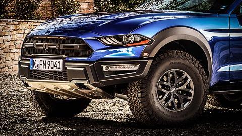 Ford Mustang Raptor