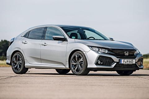 Kia Ceed/VW Golf/Opel Astra/Honda Civic/Renault Mégane