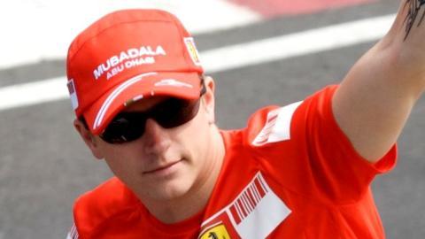 Kimi Raikkonen se marcha de Ferrari y ficha por Sauber