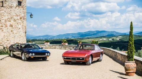 Lamborghini Espada y Lamborghini Islero