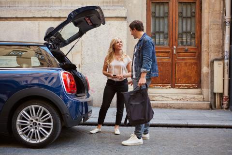 Viaje en coche BlaBlaCar
