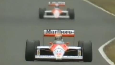 Los 12 títulos de F1 decididos en Japón