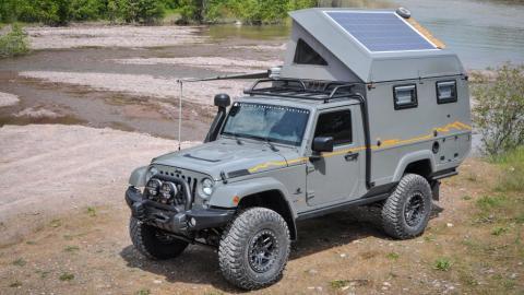 AEV Jeep Wrangler Outpost II