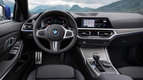 BMW Serie 3 2019 interior