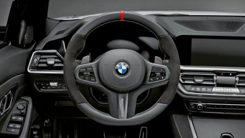 BMW Serie 3 M Performance interior