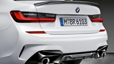 BMW Serie 3 M Performance