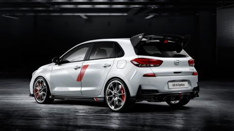 Hyundai i30 N 'N Option' (lateral)