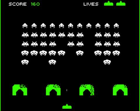 Juego Atari