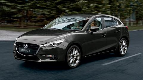 Mazda3 Black Tech Edition