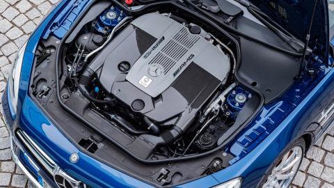 Motor V12 Mercedes-Benz